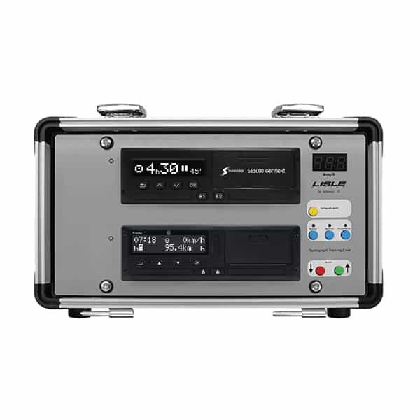 TahoCenter Dual case PT front