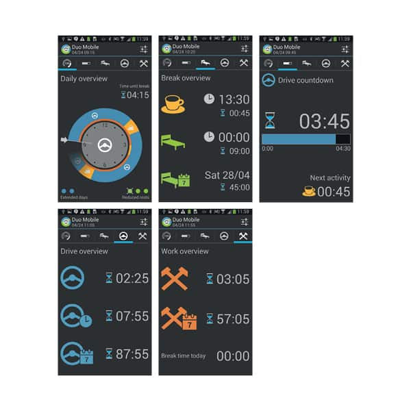 TahoCenter Mobile Apps 1