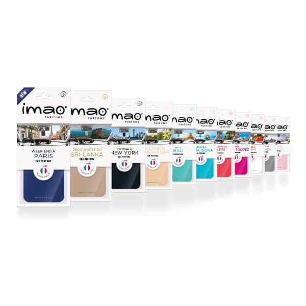 IMAO parfums Cards - obešanke, dišave za avto, tovornjak